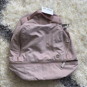 Authentic lululemon mini city adventurer backpack